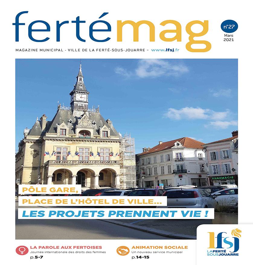 Ferté Mag n°27 Mars 2021
